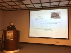 Уролозите на Хил клиник по време на XXI Национален симпозиум по урология