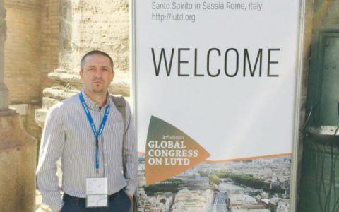 Д-р Горан Деримачковски на световен конгрес